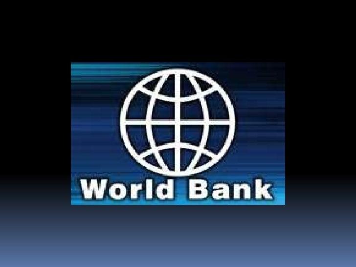 Wrold bank