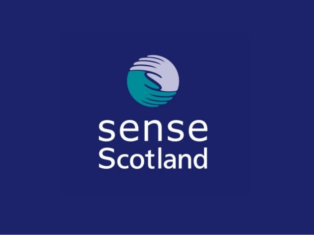 Sense Scotland Business School    Developing our Leaders        Andy Kerr, CEO Ian Noble, Head of Training and            ...