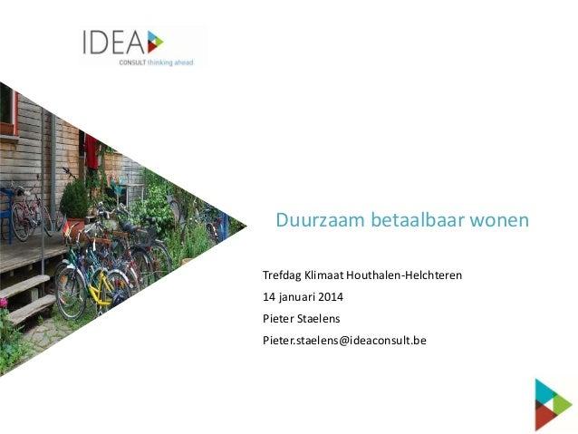 Ws5 2 presentatie idea consult