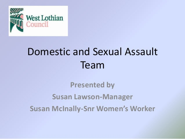 Multi agency approach to Domestic Abuse (WS52)