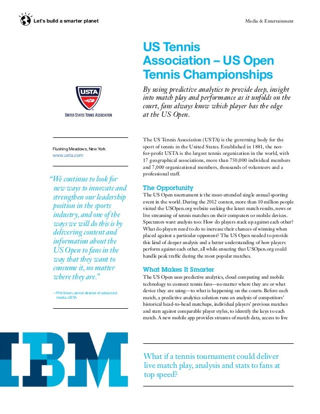 US Tennis Association – US Open Tennis Championships