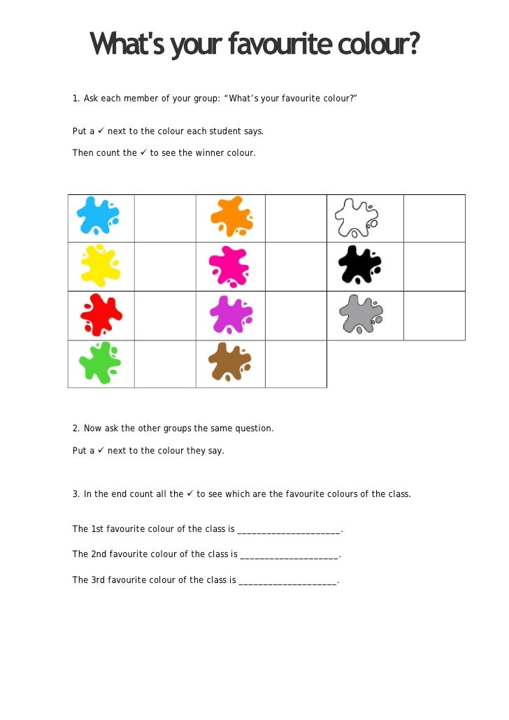 Ws Class Survey 13