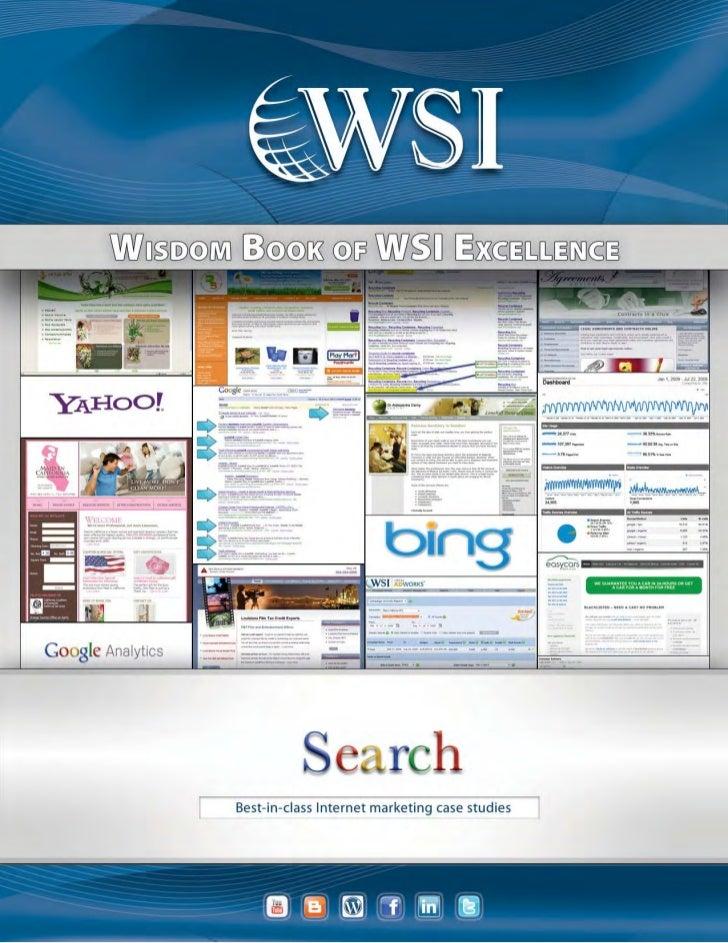 WSI_WISDOM_BOOK_Internetmarknadsföring - kundrefererenser