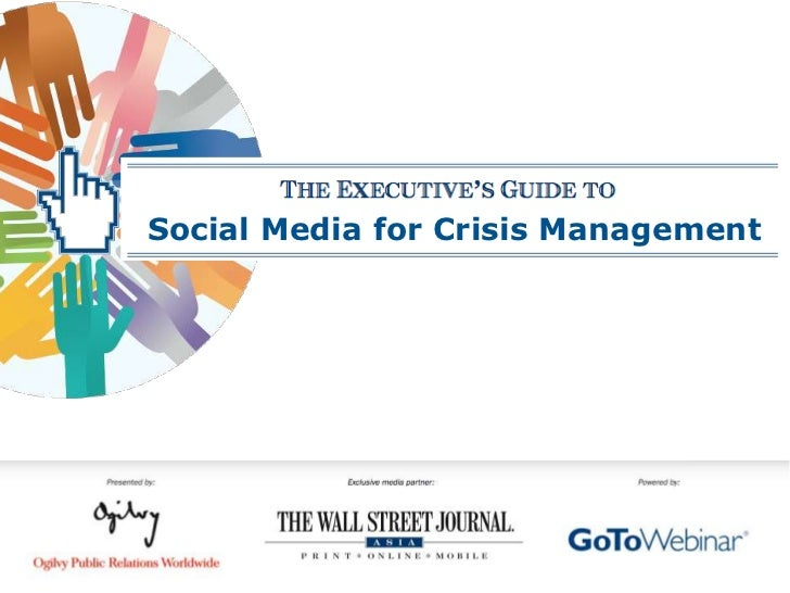 Social Media for Crisis Management<br />