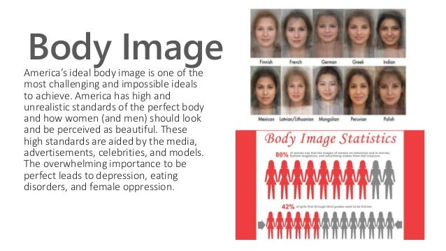 the influence of media on a womans perception of beauty The influence of mass media, referring to the variety of how does exposure to media forms of beauty change one's perception of their body image.