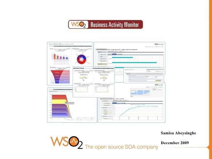 WSO2 Business Activity Monitor