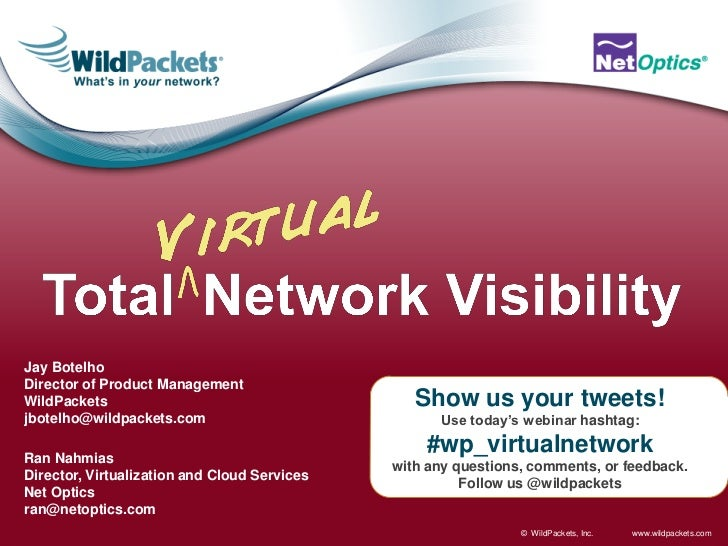 Total Virtual Network Visibility