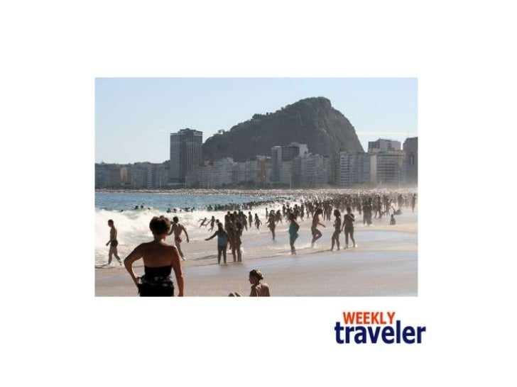 Weekly Traveler, a travel magazine and traveler social network
