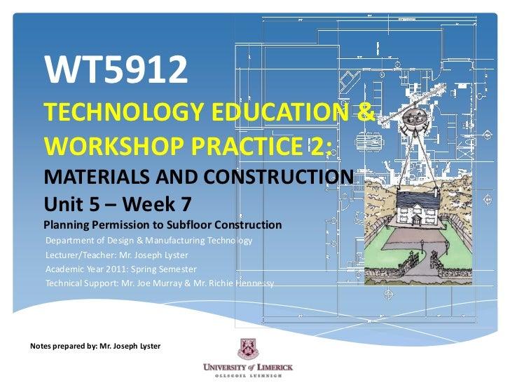 Wt5912 unit5 week7