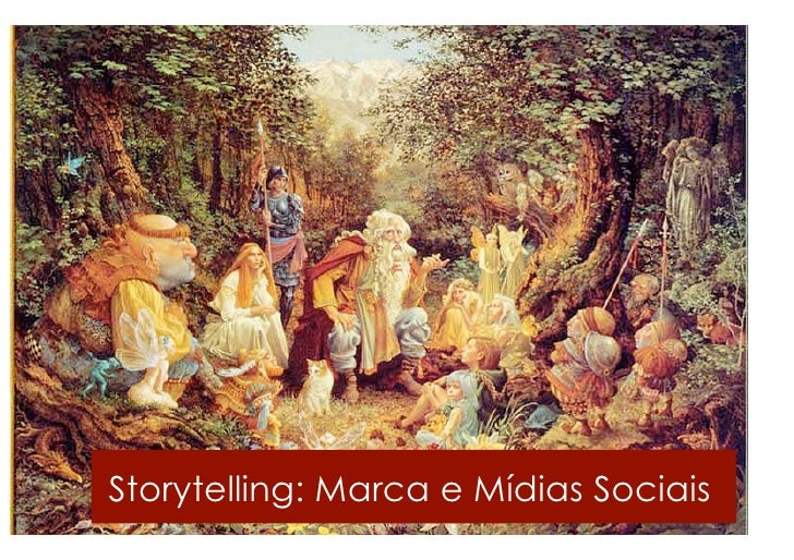 Storytelling: Marca e Mídias Sociais