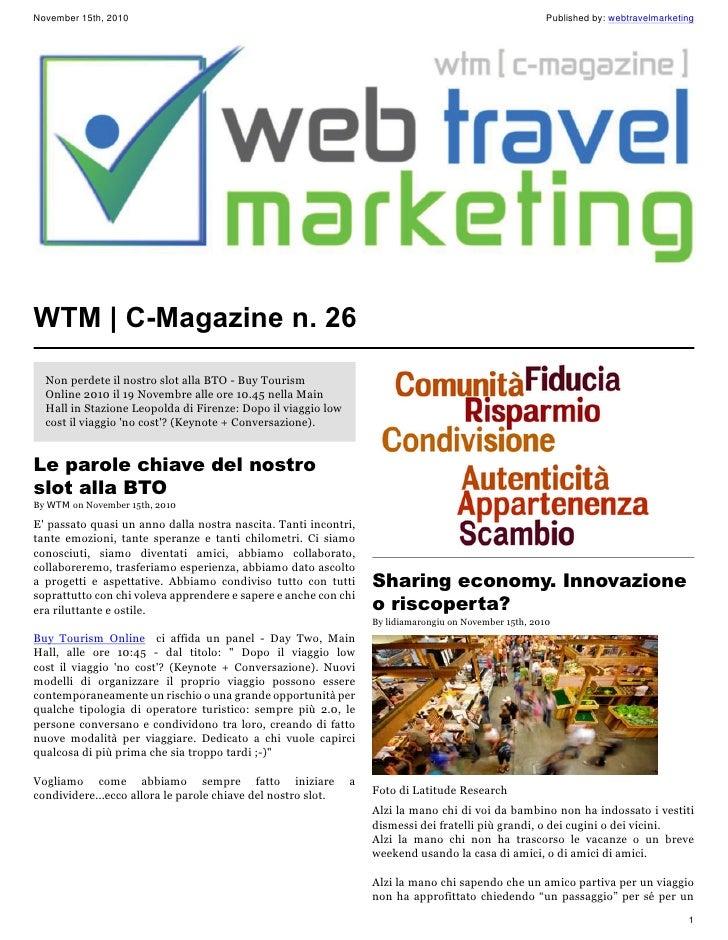 November 15th, 2010                                                                                     Published by: webt...