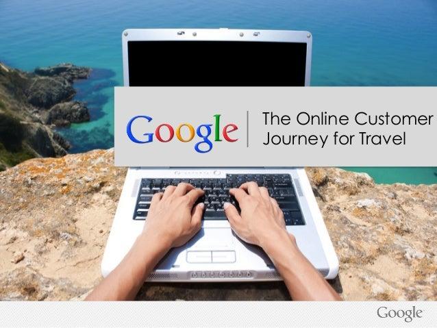 The Online Customer Journey for Travel