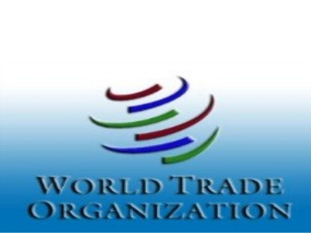 role of world trade organization Africa and the world trade organization: the issues in brief instead of taking the opportunity for dialogue, rich countries have offered little or nothing to address.