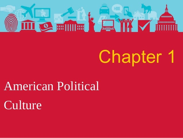 Chapter 1American PoliticalCulture