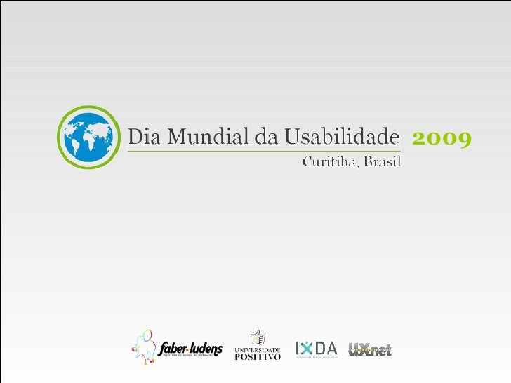 Wud2009 - Curitiba