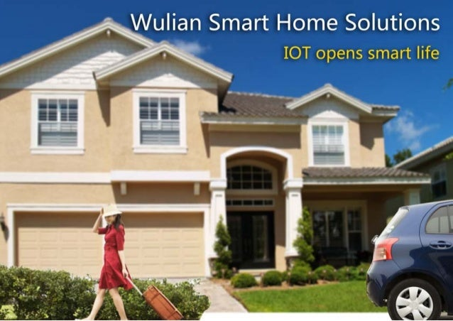 Wulian Smart Home Solution