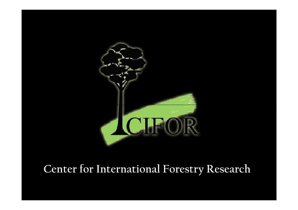 Pagos por servicios ambientales: experiencias tropicales