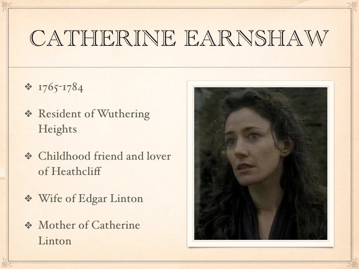 Relationship between catherine and edgar wuthering heights