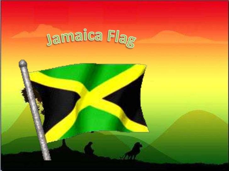 Jamaica Flag<br />