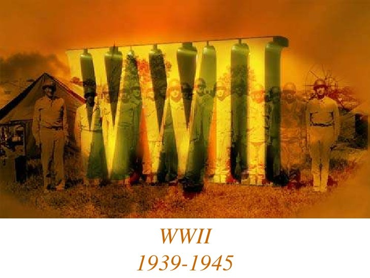 WWII1939-1945<br />
