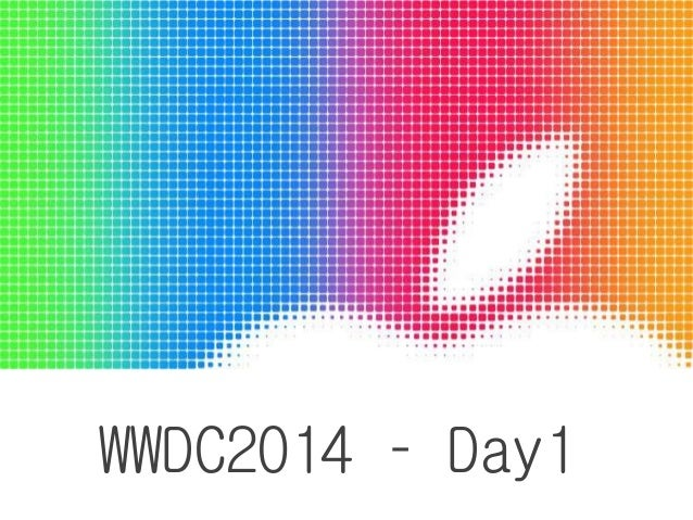 Apple WWDC 2014 Highlights - Day 1
