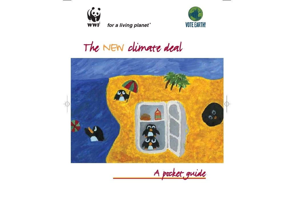 WWF's New Climate Deal Pocket Guide