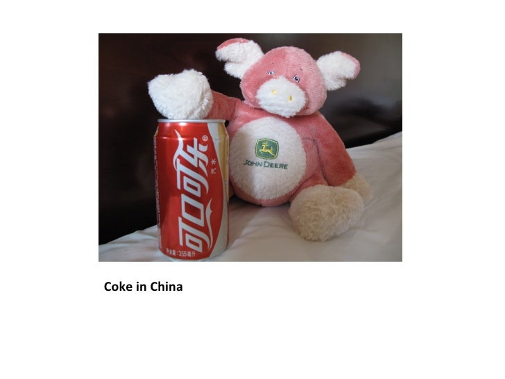 Coke in China