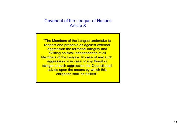 league of nations failures Therefore, any conflict between nations which ended in war and the victor of one over the other must be considered a league failure italy (1919.