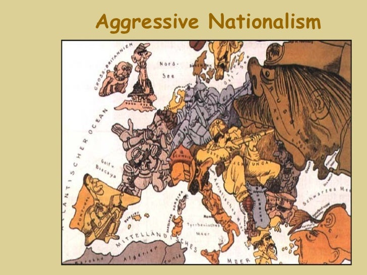 nationalism imperialism and militarism led to world war i pan slavism in eastern europe Factors that lead to the great war - nationalism imperialism and militarism, nationalism contributed to a mass delusion that made a pan-slavism, the belief.