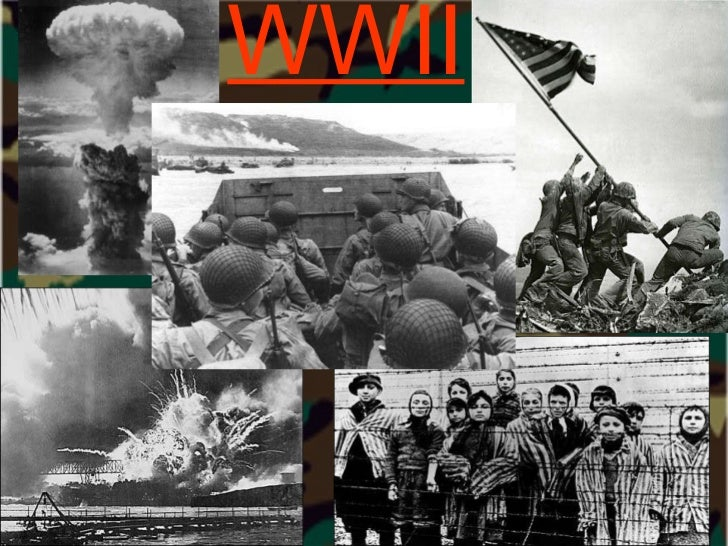 WW II  1939- 1945 COMPLETE REVIEW