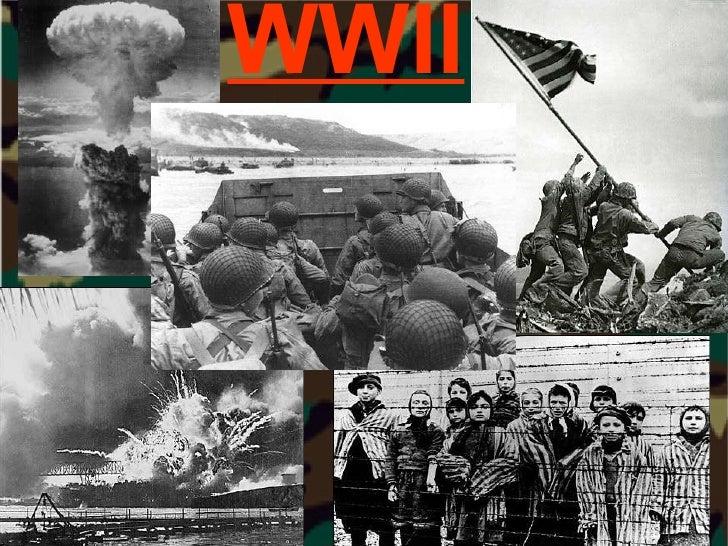 WWII global history