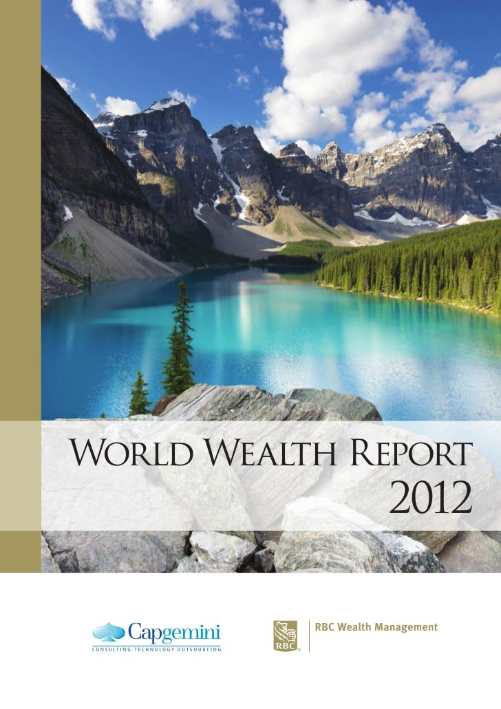 World Wealth Report              2012
