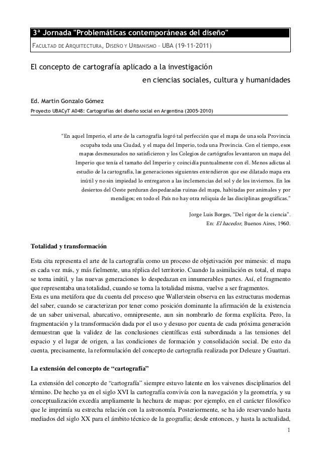 """1 3ª Jornada """"Problemáticas contemporáneas del diseño"""" _ FACULTAD DE ARQUITECTURA, DISEÑO Y URBANISMO – UBA (19-11-2011) E..."""