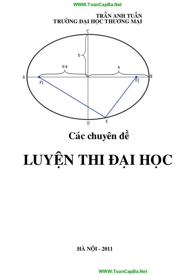 [Www.toan capba.net] chuyen-de-luyen-thi-dh-2012-tran-anh-tuan