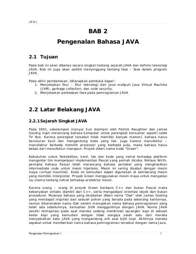 [Www.indowebster.com] jeni-intro1-bab02-pengenalan bahasa-java