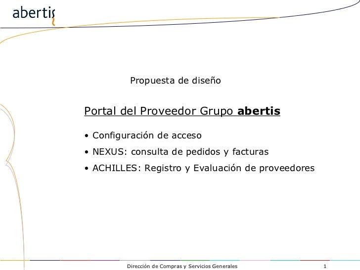 Www.abertis/proveedores