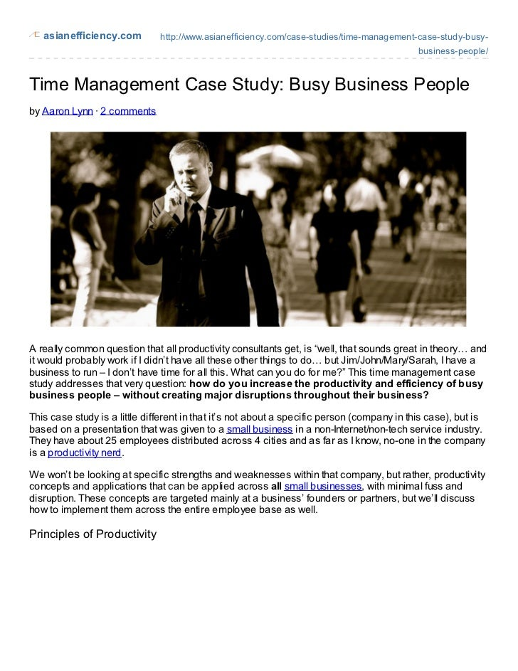 real case study business management Each of the business case studies is constructed around a key element of the business studies curriculum by using real information from the sponsoring companies, the online case studies bring to life the complexities of business and help students engage and learn.