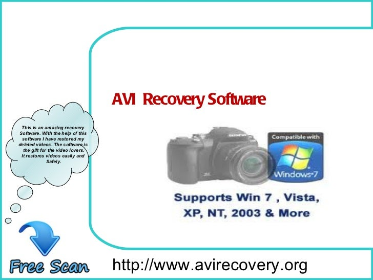 How To Remove http://www.avirecovery.org This is an amazing recovery  Software. With the help of this  software I have res...