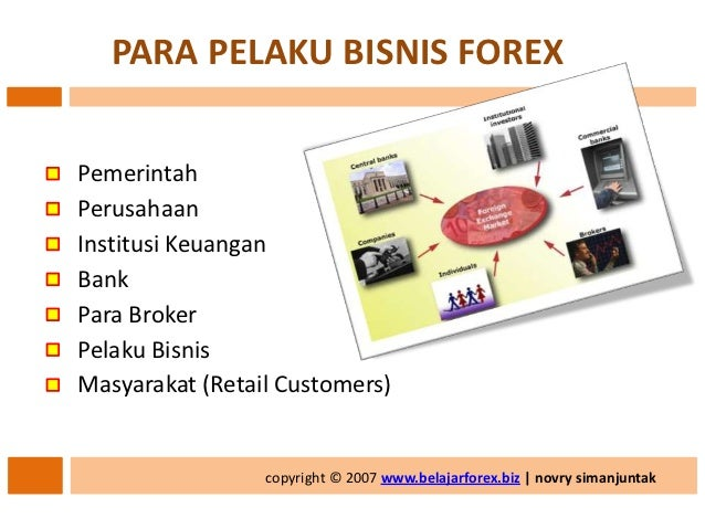 Info bisnis forex