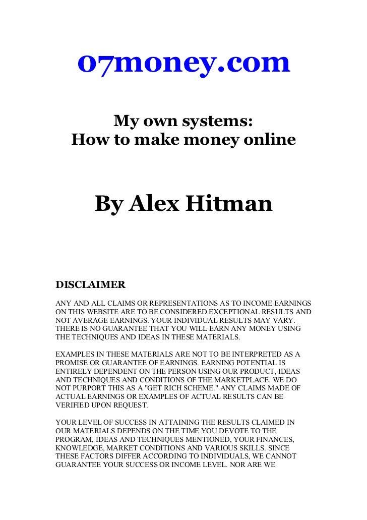 Www.cnndollars.com how to make money online