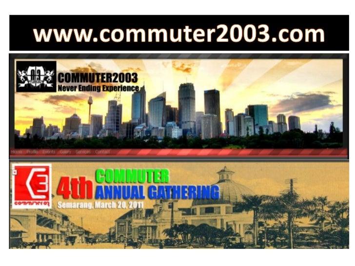 www.commuter2003.com