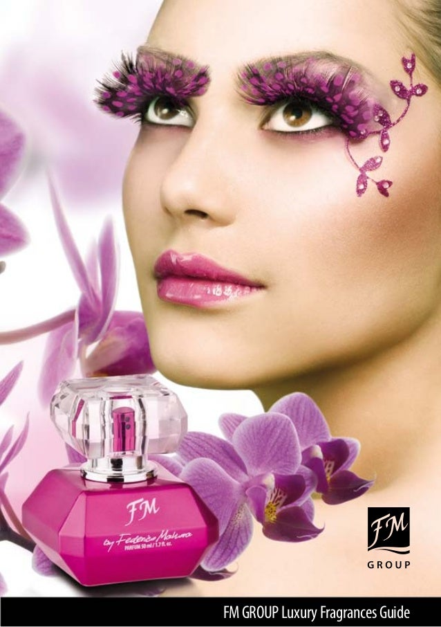 FM GROUP Luxury Fragrances Guide