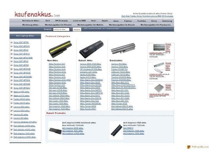 Www.kaufenakkus.com