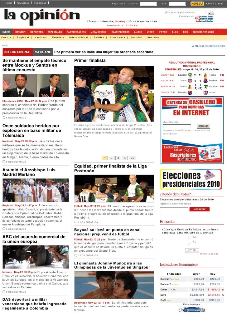 Www laopinion-com-co