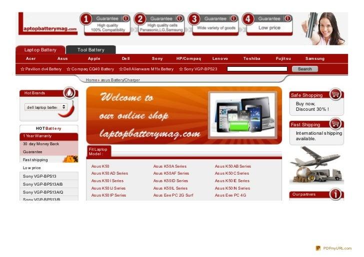 Www.laptopbatterymag.com asus.htm