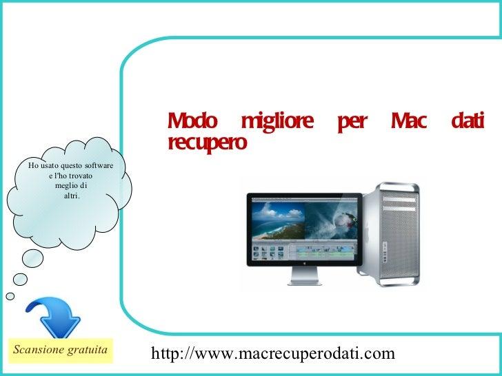 How To Remove http://www.macrecuperodati.com Ho usato questo software  e l'ho trovato  meglio di  altri. Modo migliore per...