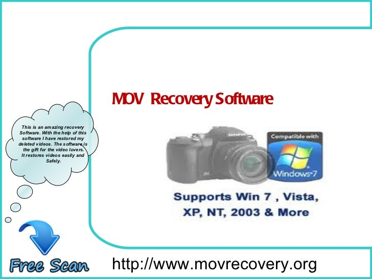 How To Remove http://www.movrecovery.org This is an amazing recovery  Software. With the help of this  software I have res...