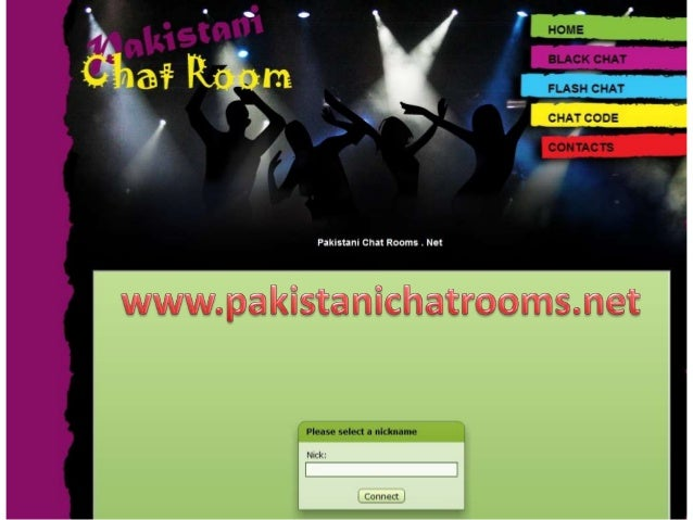 Pakistani chat Rooms | Paki chat