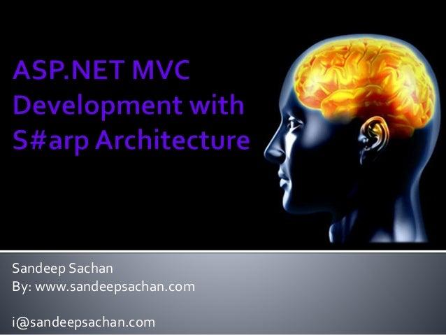 Sandeep Sachan By: www.sandeepsachan.com i@sandeepsachan.com