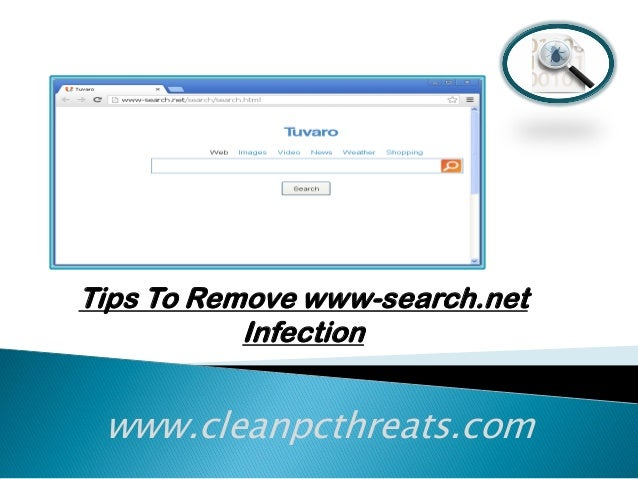 Tips To Remove www-search.net Infection  www.cleanpcthreats.com